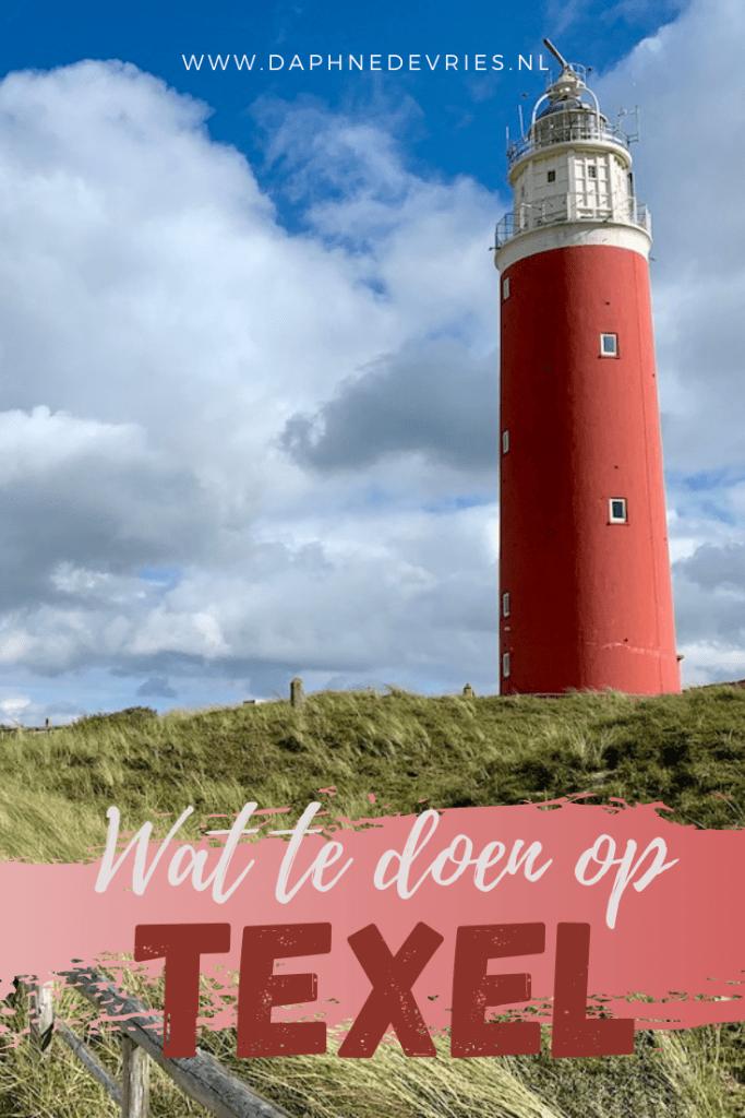 Wat te doen op Texel? Dit zijn de leukste bezienswaardigheden.