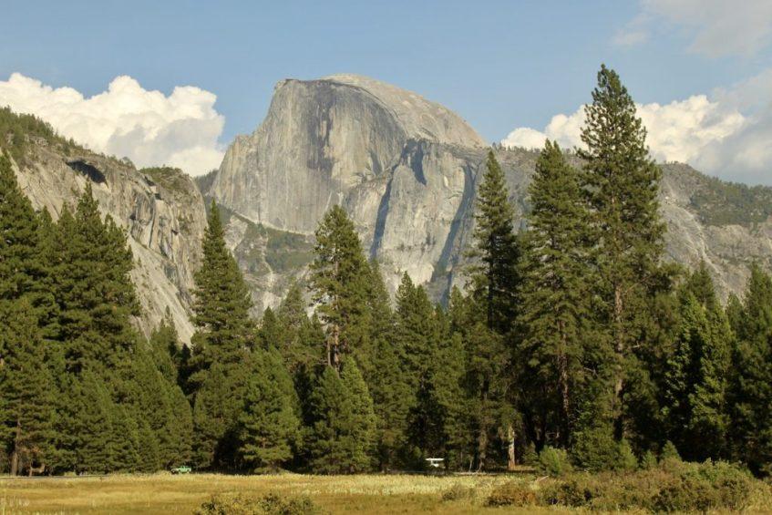 De Yosemite Falls is een van de mooiste watervallen ter wereld