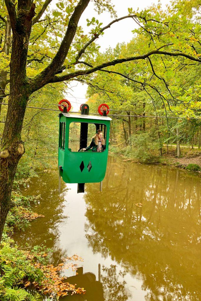 Ga wandelen in Ter Apel en bewandel het boswachterspad door de Ter Apelerbossen in Groningen