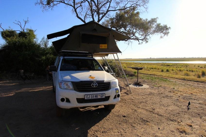Botswana tips: voorbereiding 4x4 trip door Botswana