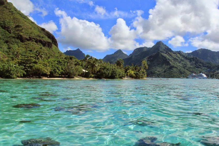 Frans Polynesie is een prachtige plek in Oceanië