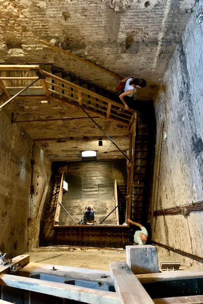 Bezoek Torre degli Asinelli en beklim de toren in Bologna