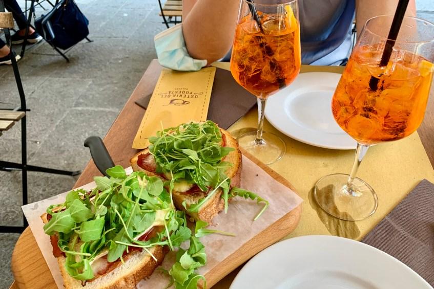 Ga lekker eten in Bologna bij Osteria Del Podesta
