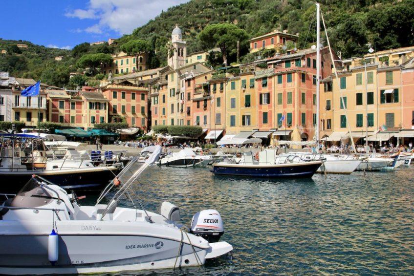 Italiaanse Bloemenrivièra: Portofino is zeker een van de mooiste stadjes langs de Riviera di Levante