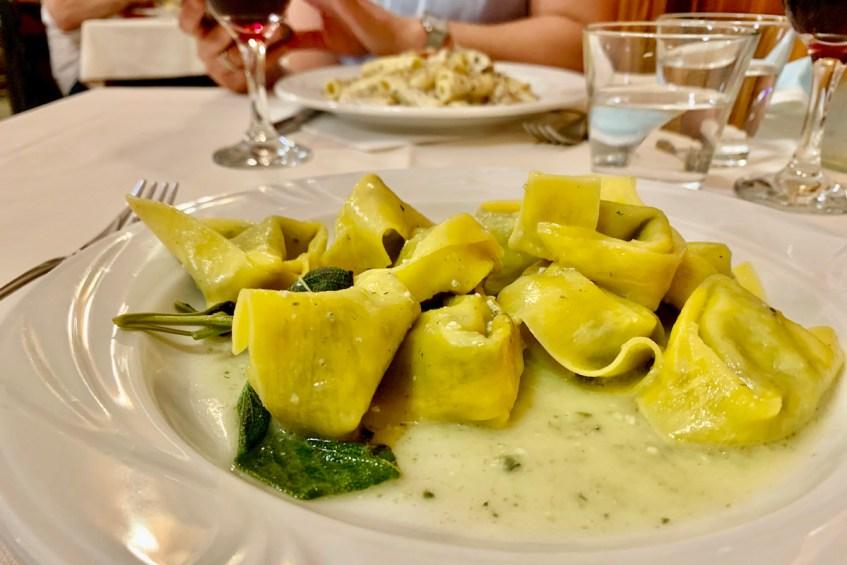 Ga lekker eten in Bologna bij restaurant Trattoria Belfiore