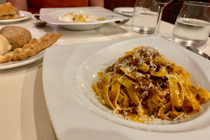 Ga lekker eten in Bologna bij Ristorante Ciacco