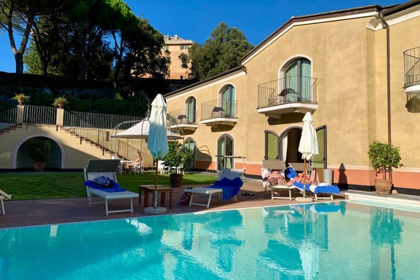 Italiaanse Bloemenrivièra: Sestri Levente is zeker een van de mooiste stadjes langs de Riviera di Levante