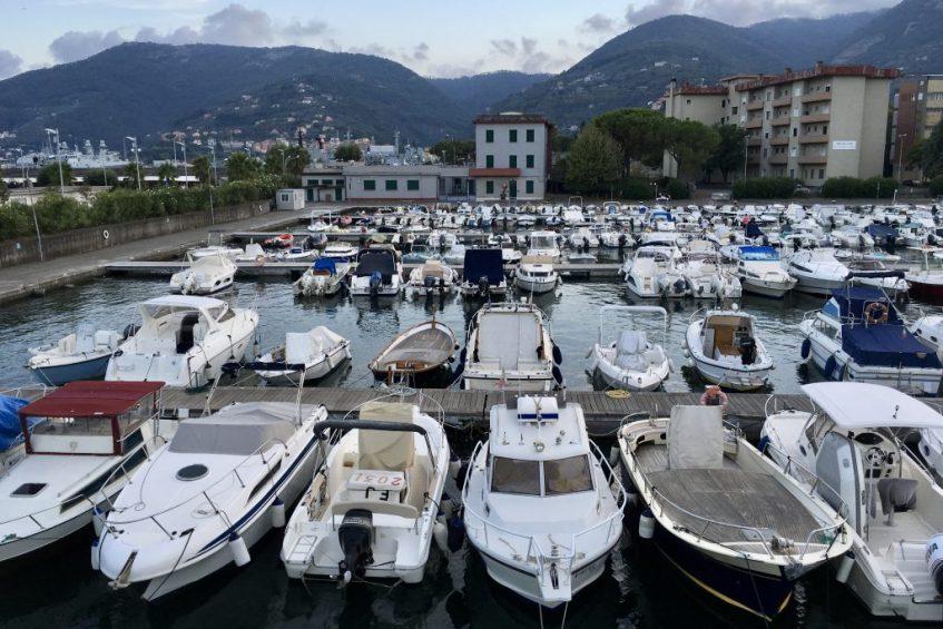 Vergeet ook La Spezia niet wanneer je de bloemenriviera in Italië bezoekt