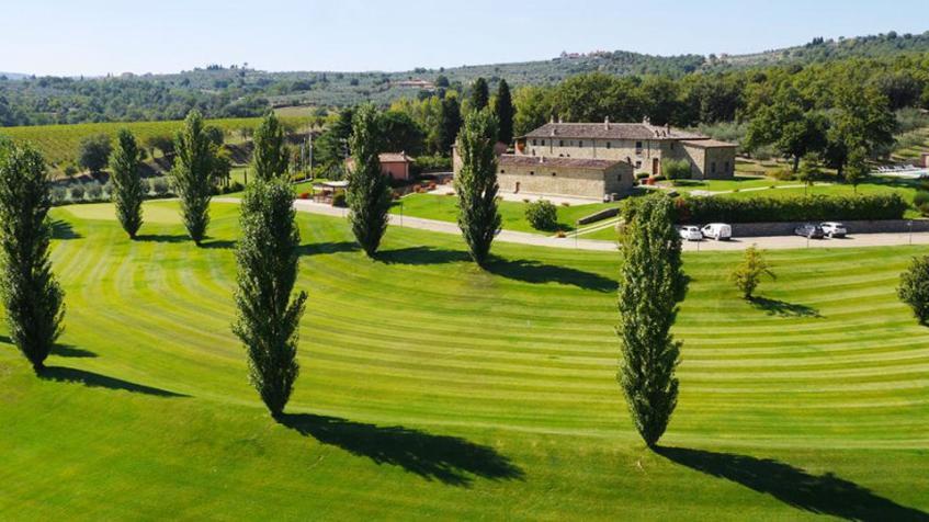 Bijzonder overnachten in Toscane doe je bij I Grandi di Toscana