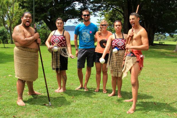 Performance @ Waitangi Treaty House