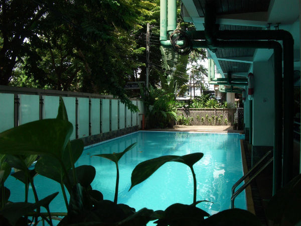 Het zwembadje van New Siam II