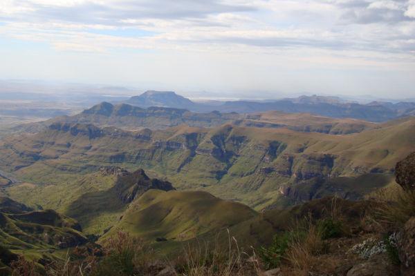 De Drakensbergen