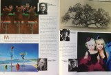 Happy to be in the article with my fellow artists