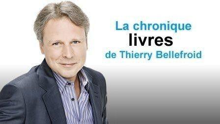 BLOOD BAR - CHRONIQUE LITTERAIRE DE THIERRY BELLEFROID (RTBF, 07 janvier 2010)