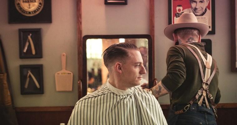 Best Men's Haircuts This Week: Going Slick