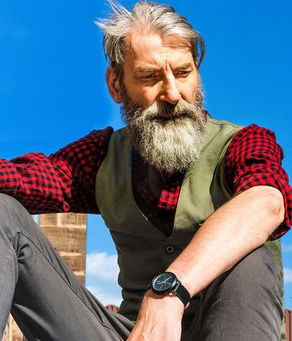 Beard ideas for long face