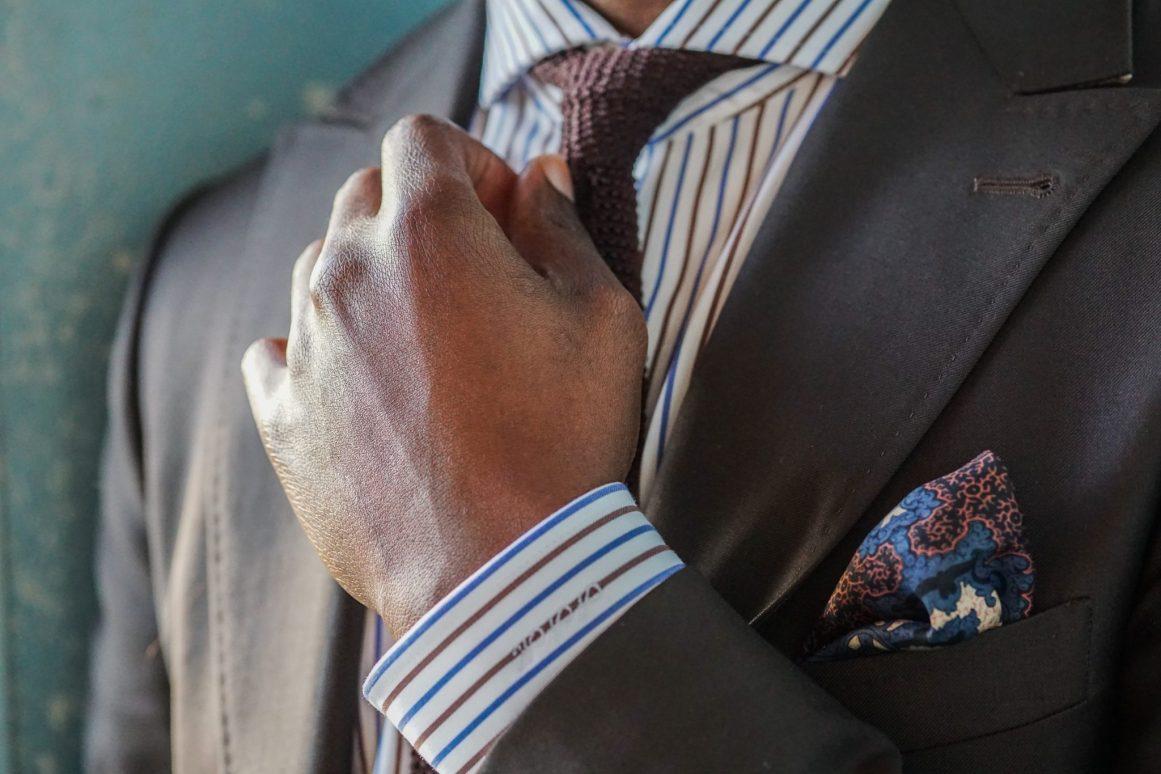 3 Reasons Why I Love Custom Shirts by Akil McLeod aka The