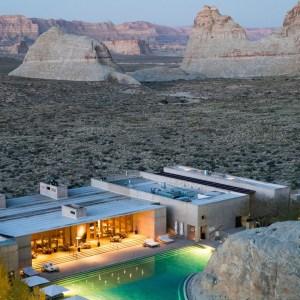 AMANGIRI, CANYON POINT - Dapper Affairs Corporate Retreat Venue Southern Utah