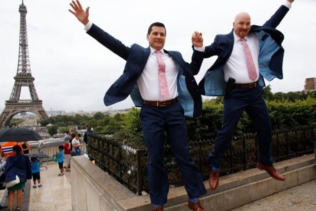 Best Places For Destination Weddings - France, Paris - Gay Marriage France
