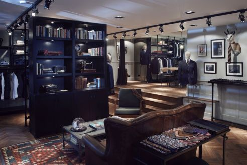 Thom Sweeney, Bruton Place - by Jamie Smith 1