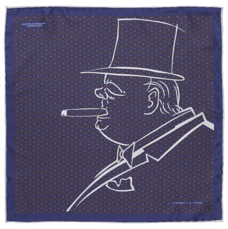 Limited edition Churchill Collection by Turnbull & Asser - The ...