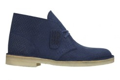Desert Boot Blue Snake £99 €130