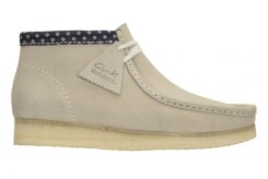 Wallabee Boot Chalk Combi £99 €130