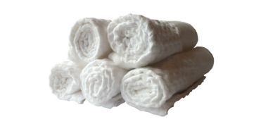 Muhle towels cut out
