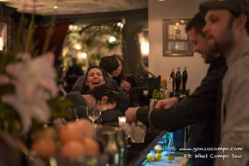 Powder Keg Diplomacy SW111TQ Bar customer shot