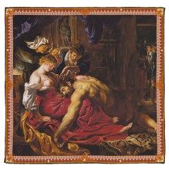 Rubens-Samson-and-Delilah-Pocket-Square