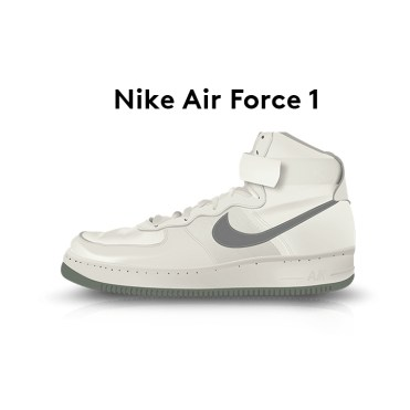 2 - Nike Air Force 1