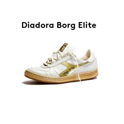 5 - diadora borg elite