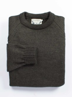 mk91.british.lambswool.crew.neck.jumper.green