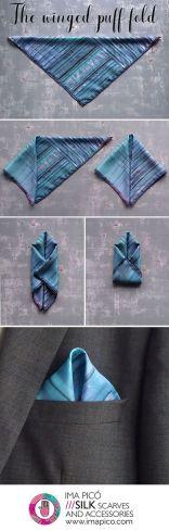 Wing Puff Fold