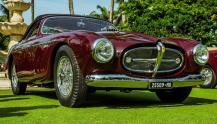 2) 1951 Ferrari 212 Export Cabriolet by Vignale