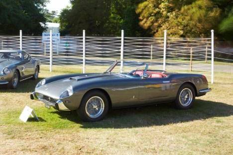6) 1957 Ferrari 250 GT Cabriolet by Pinin Farina