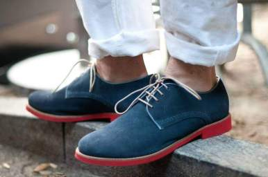 Suede Shoe Style 2