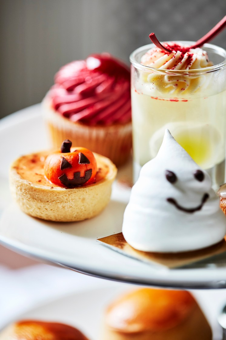 Sopwell House Halloween Afternoon Tea (Close Up 2)