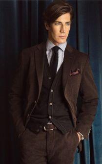 Cord Suit 2