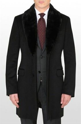 Wedding overcoat 1
