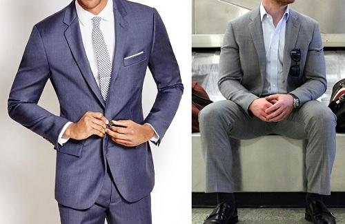 JCF Thompson Fit Suits