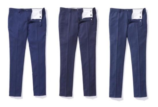 Jomers Wool Trousers