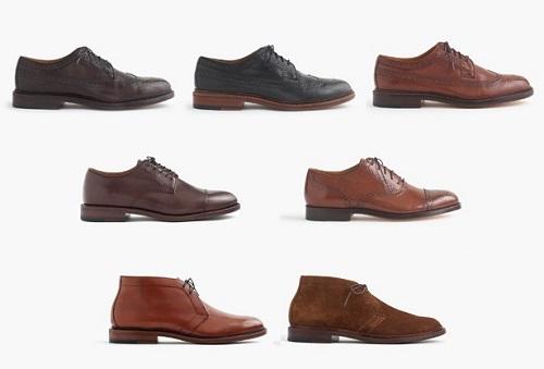 J. Crew Ludlow Shoes