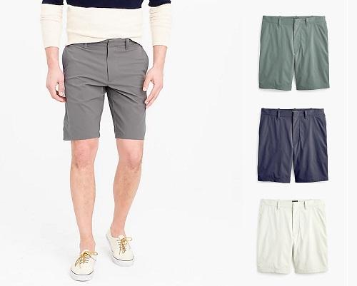 J. Crew Tech Shorts