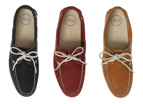 1901 Boat Shoes