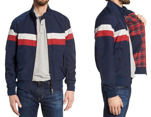 Baracuta G9 Varsity Jacket