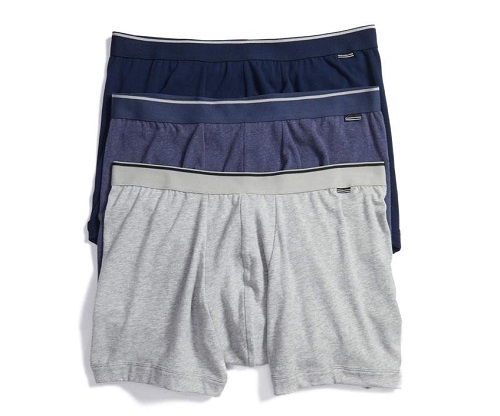 Nordstrom 3-Pack Stretch Cotton Boxer Briefs