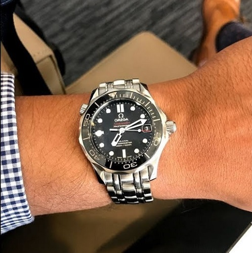 What Watch I Wore Today | Threads.Dappered.com