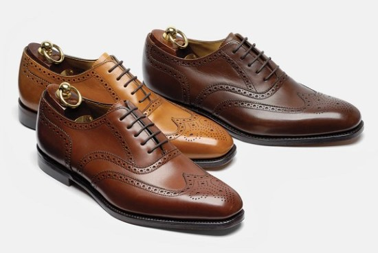 Loake 1880 Buckingham Brogue Oxfords