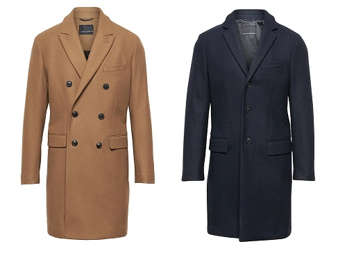 Banana Republic Topcoats